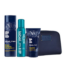 label.men Curl & Define Kit