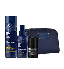 label.men Texture & Volume Kit