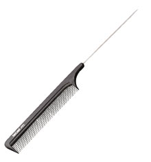 label.m Metal End Tail Comb: Anti-Static