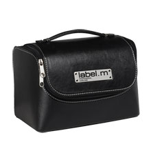 label.m Mini Black Stylist Case