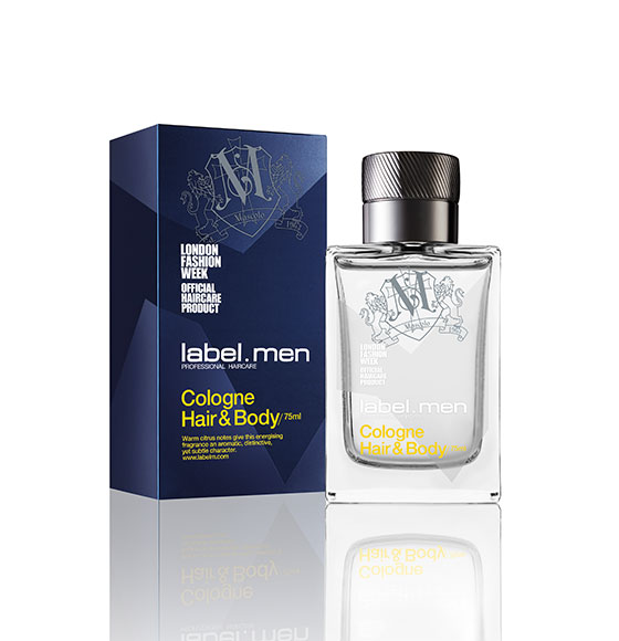 label.men Cologne Hair & Body 75ml