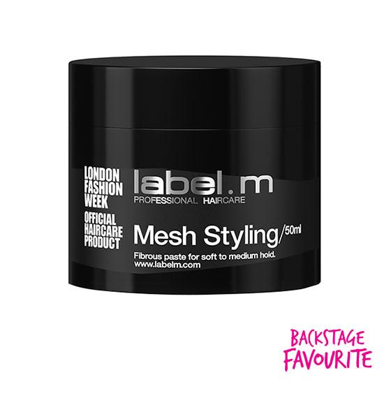 label.m Mesh Styling