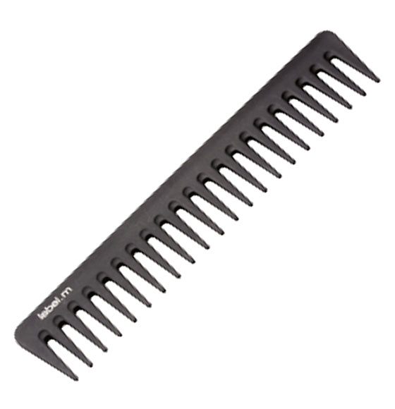 label.m De-Tangling Comb: Anti Static