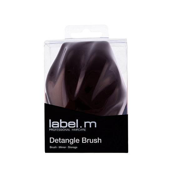 label.m Detangle Brush - Black