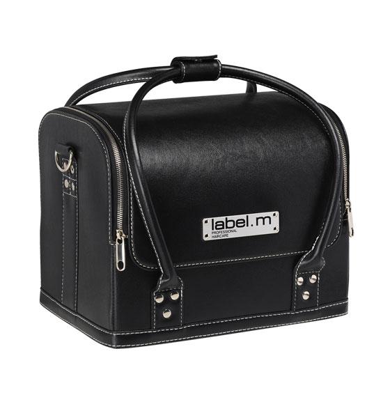label.m Large Black Stylist Case