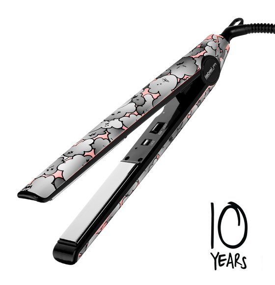 label.m 10 Years Professional Titanium Pro-50 Styling Iron