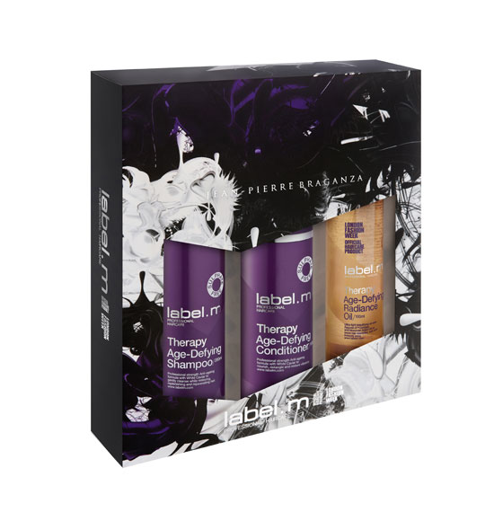 label.m Therapy Age-Defying Luxury Set