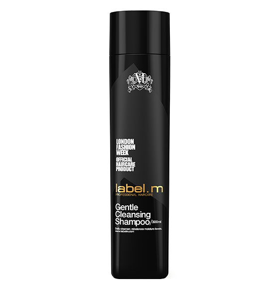 label.m Gentle Cleansing Shampoo