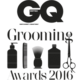 GQ Grooming Awards 2016 Winner