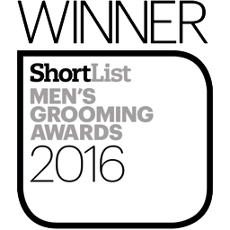 Winner ShortList Men's Grroming Awards 2016