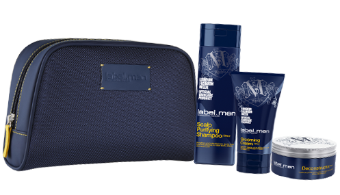 label.men Grooming Kit
