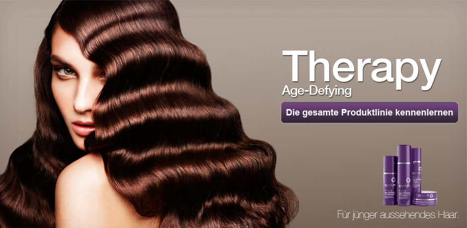 Therapy Age-Defying. Discover The Range.