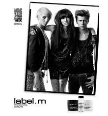 label.m campaign 2009