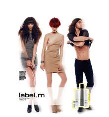 label.m campaign 2011