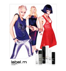 label.m campaign 2012