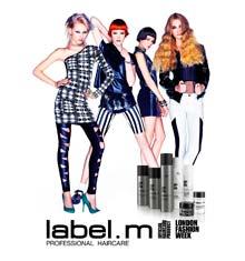 label.m campaign 2013