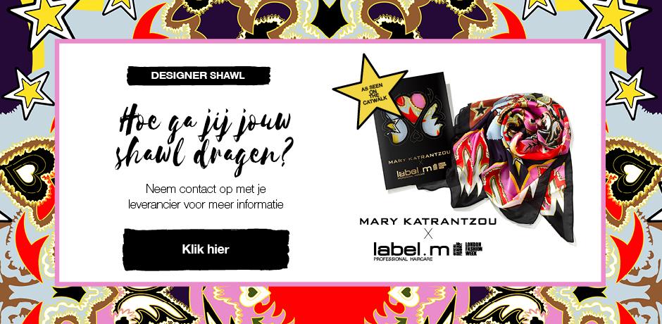 Mary Katrantzou designs for label.m