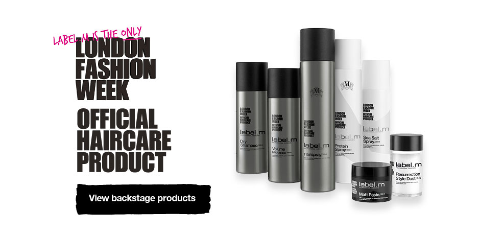 LFW Official Haircare Product