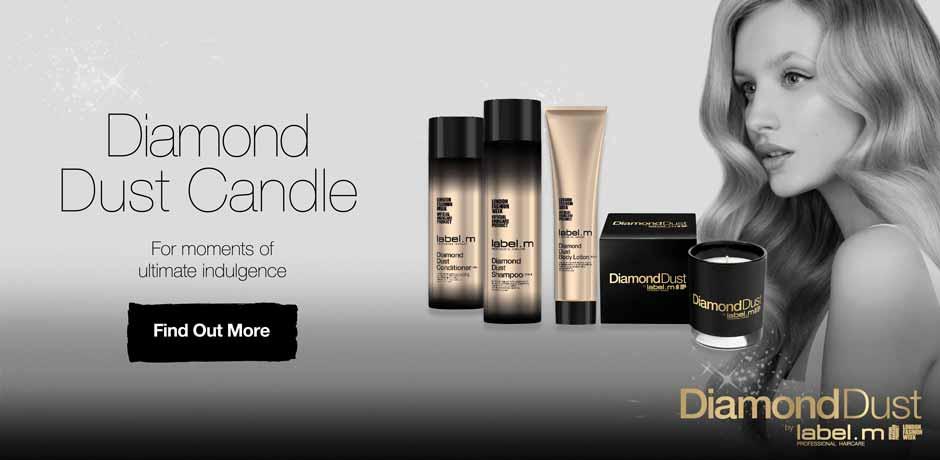 Diamond Dust Candle